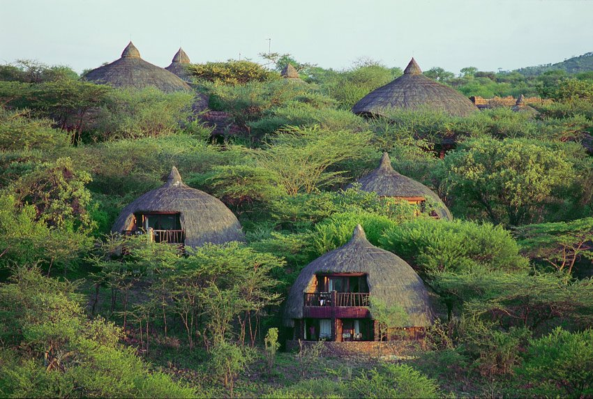 Ecolodges en Tanzanie pour un safari en totale immersion